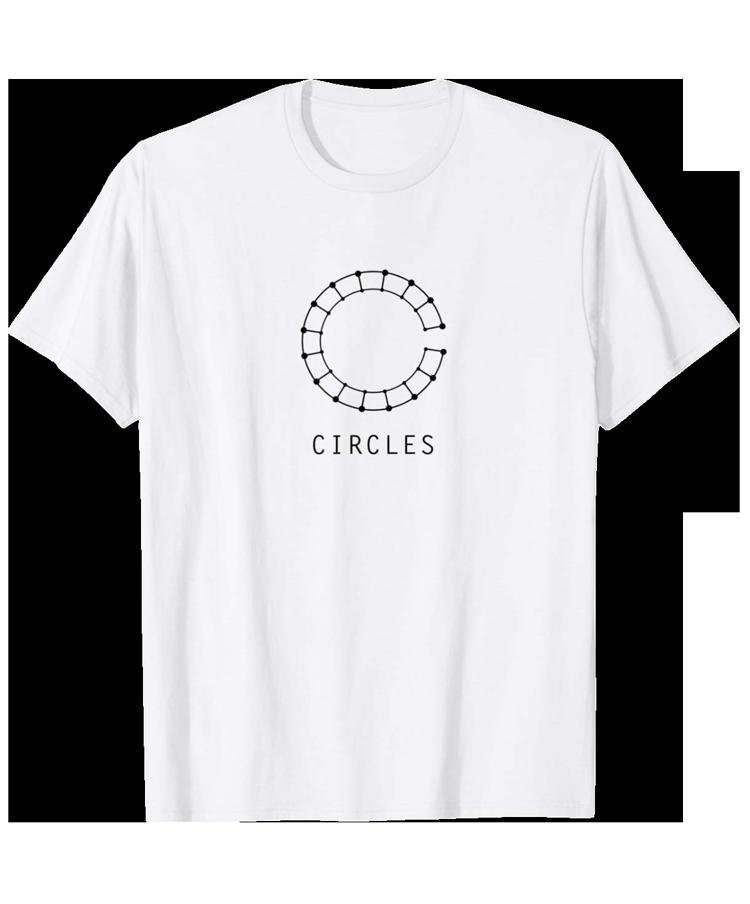 CIRCLES LOGO SHIRT - $19.99 - via Amazon