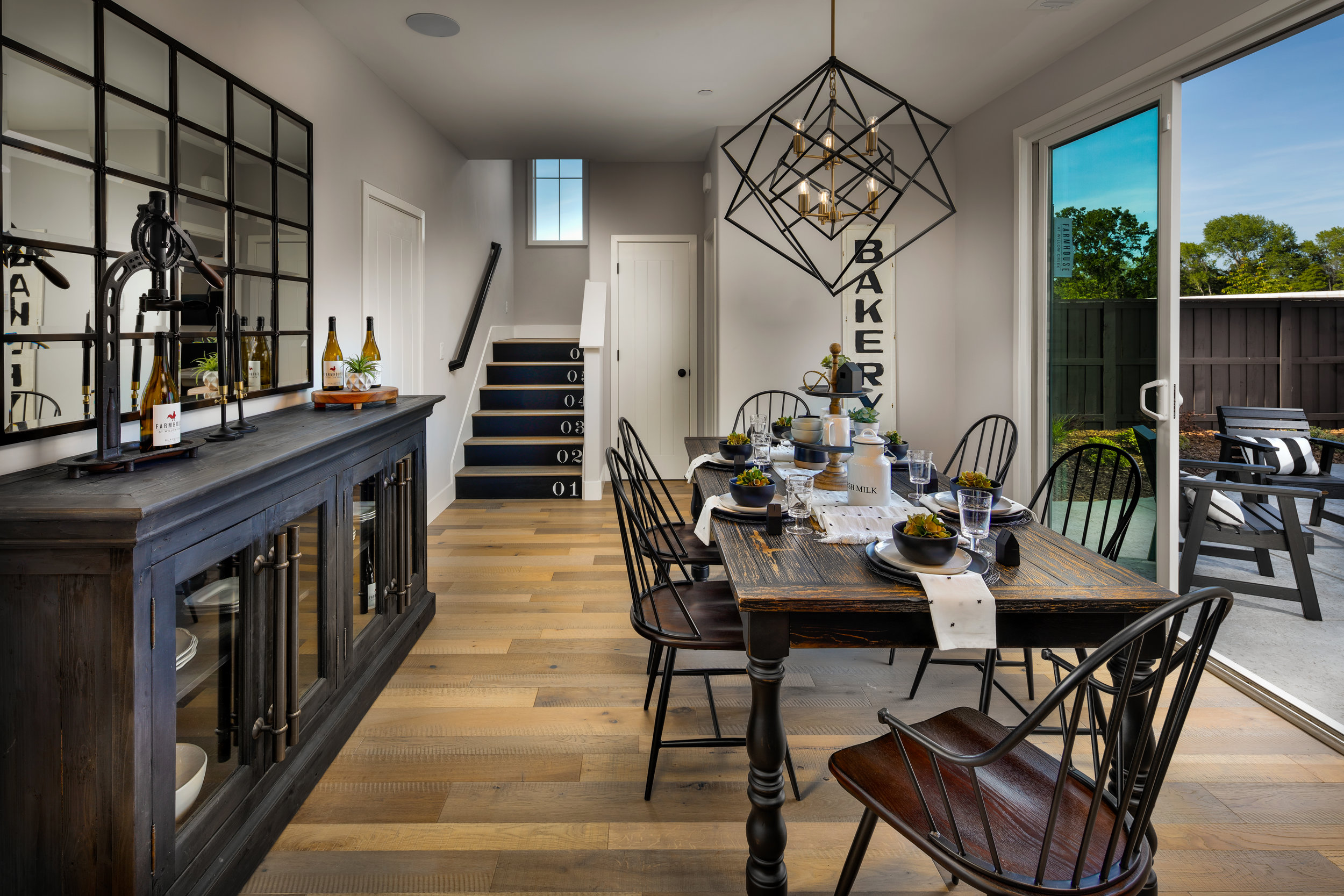 6-Farmhouse-P1_Dining Room to Stiars.jpg
