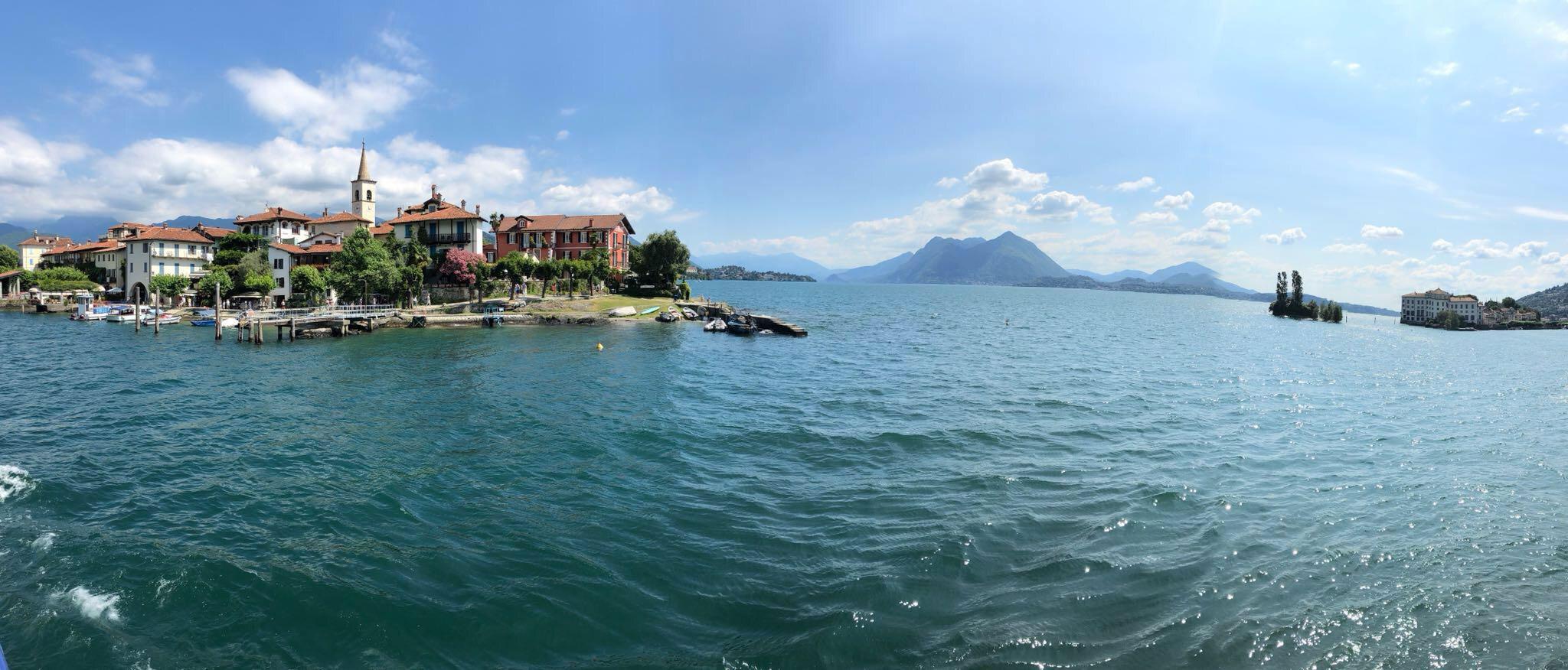 Isola Superiore (Pescatore)