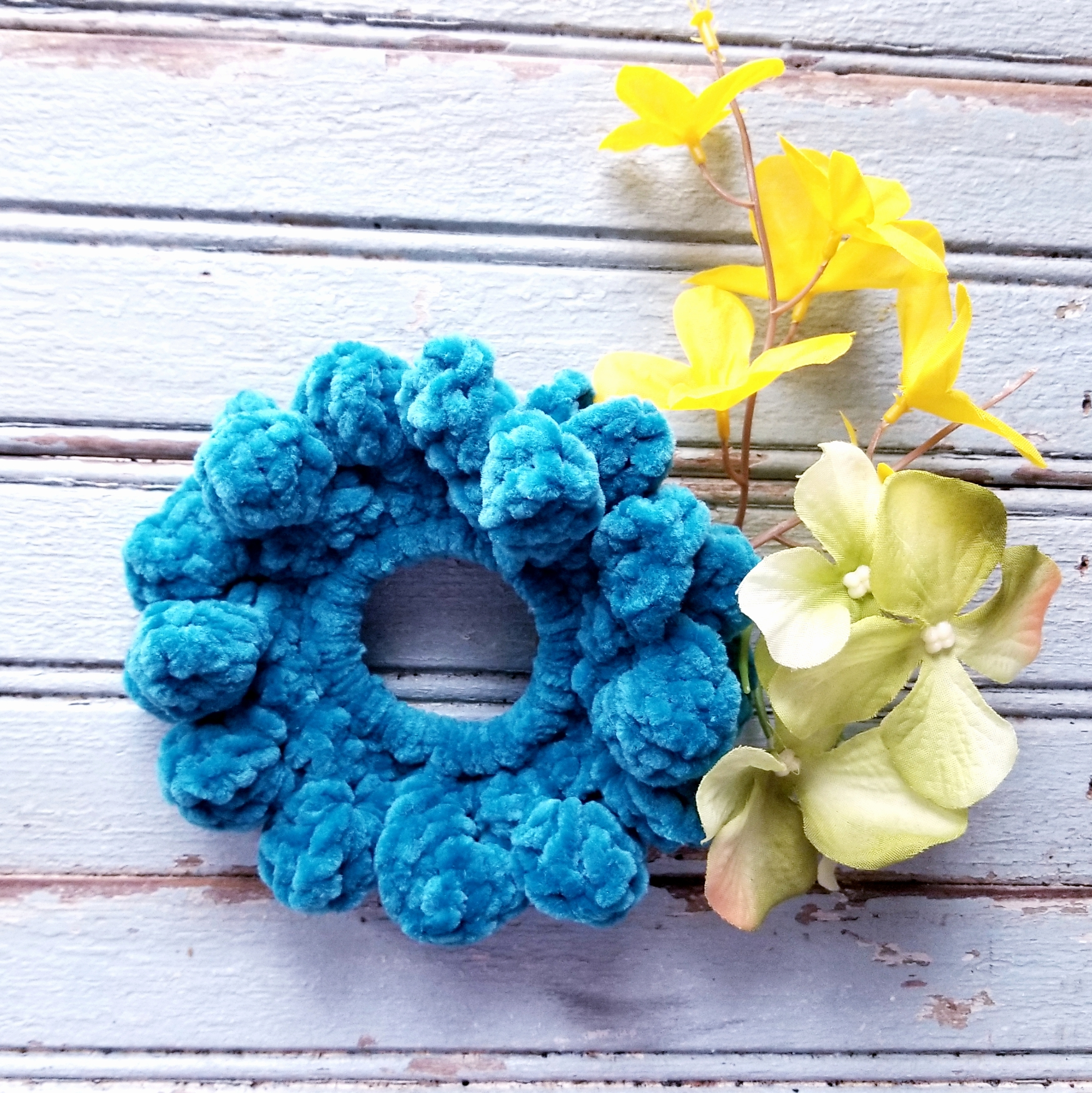 Free Crochet Scrunchie Patterns!