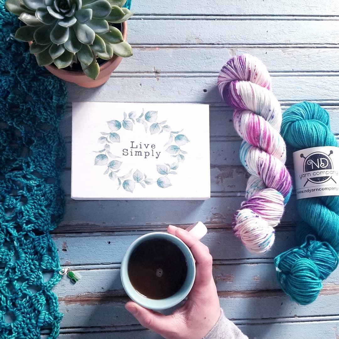 Barcis Kimono: yarn selection and edging