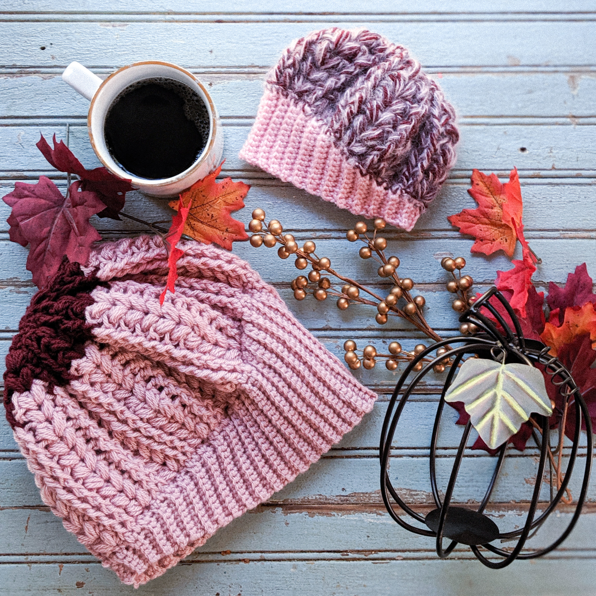 Purchase the Premium Pattern - Click to buy on Ravelry