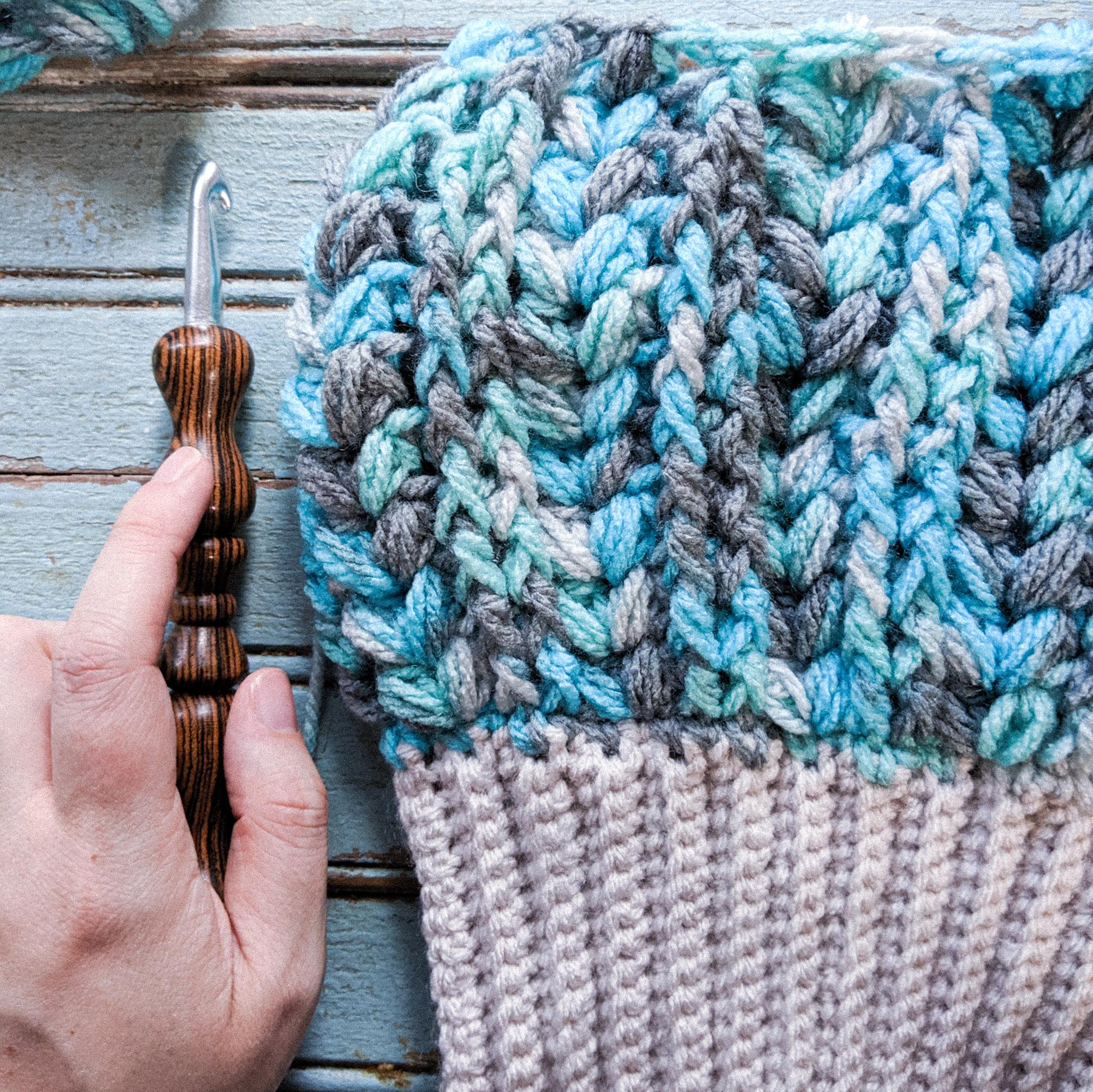 Salzburg Beanie Crochet Hat Pattern