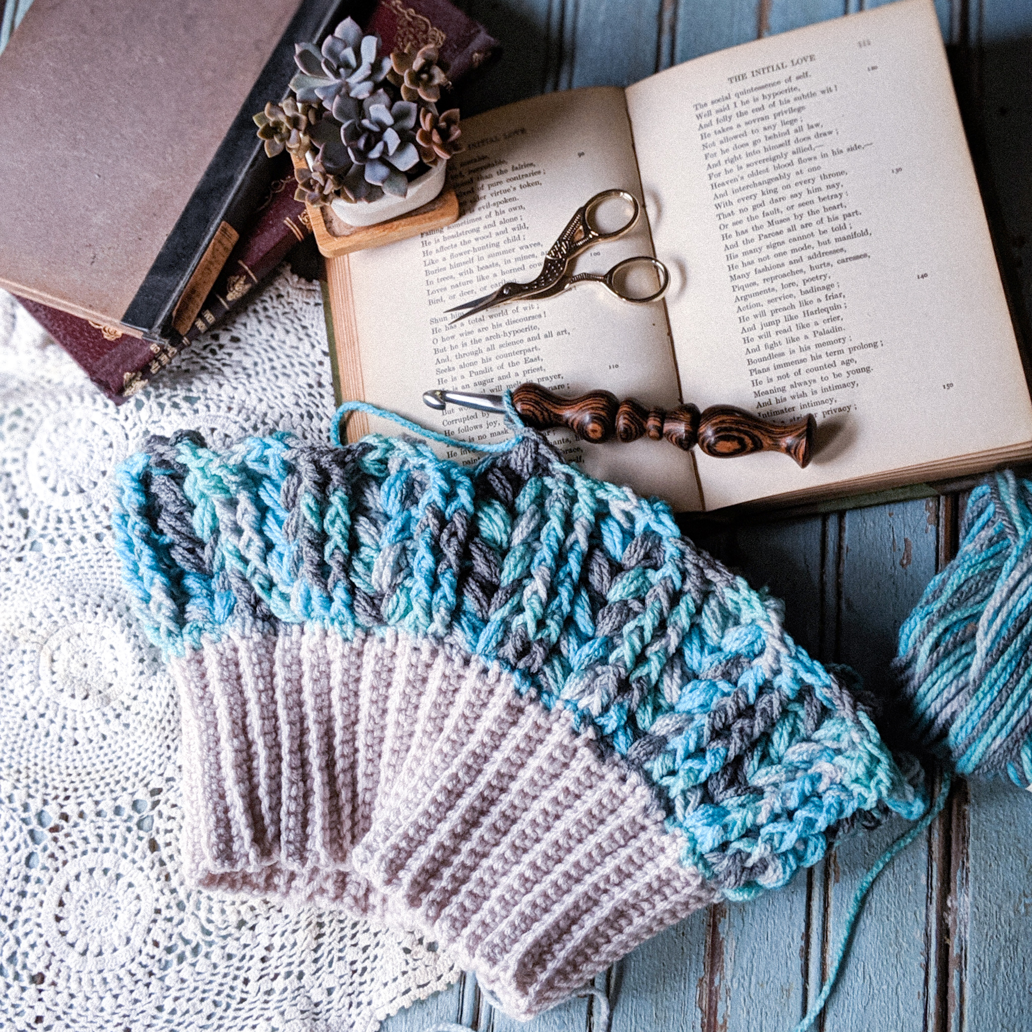 Need help with a pattern? - Contact me here!