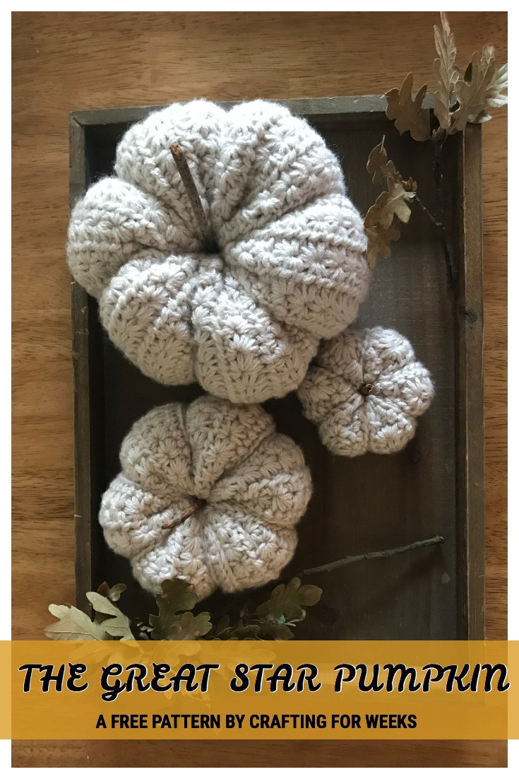 Get ready for fall! - Click for free pattern!