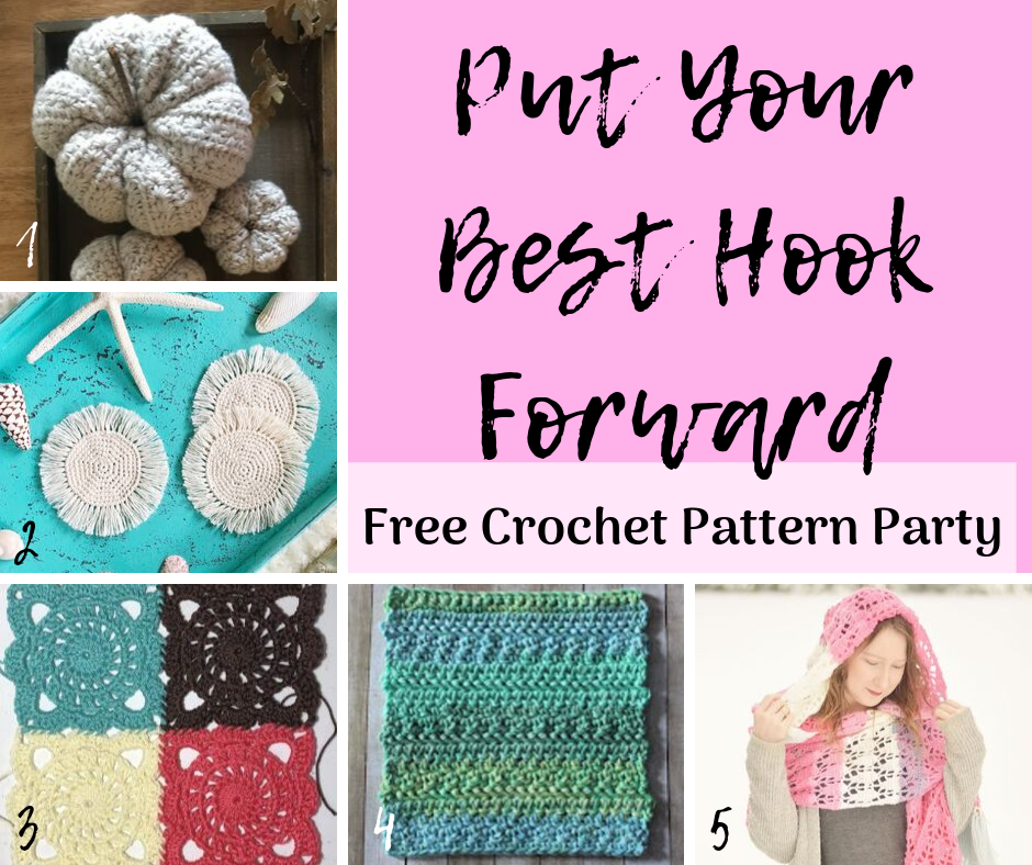 Put Your Best Hook Forward Link Party!