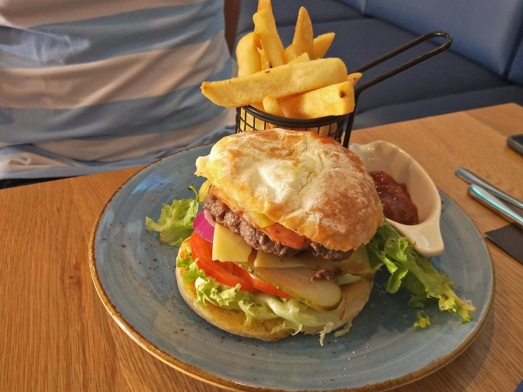 ABH Burger