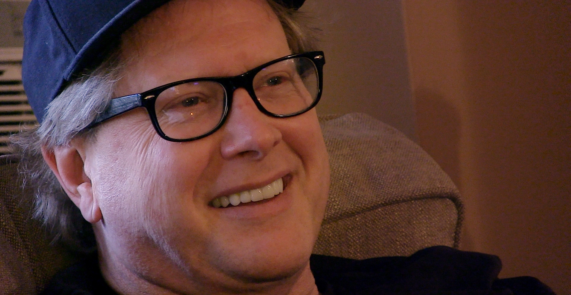 Darrell Hammond - From the documentary film Cracked Up.