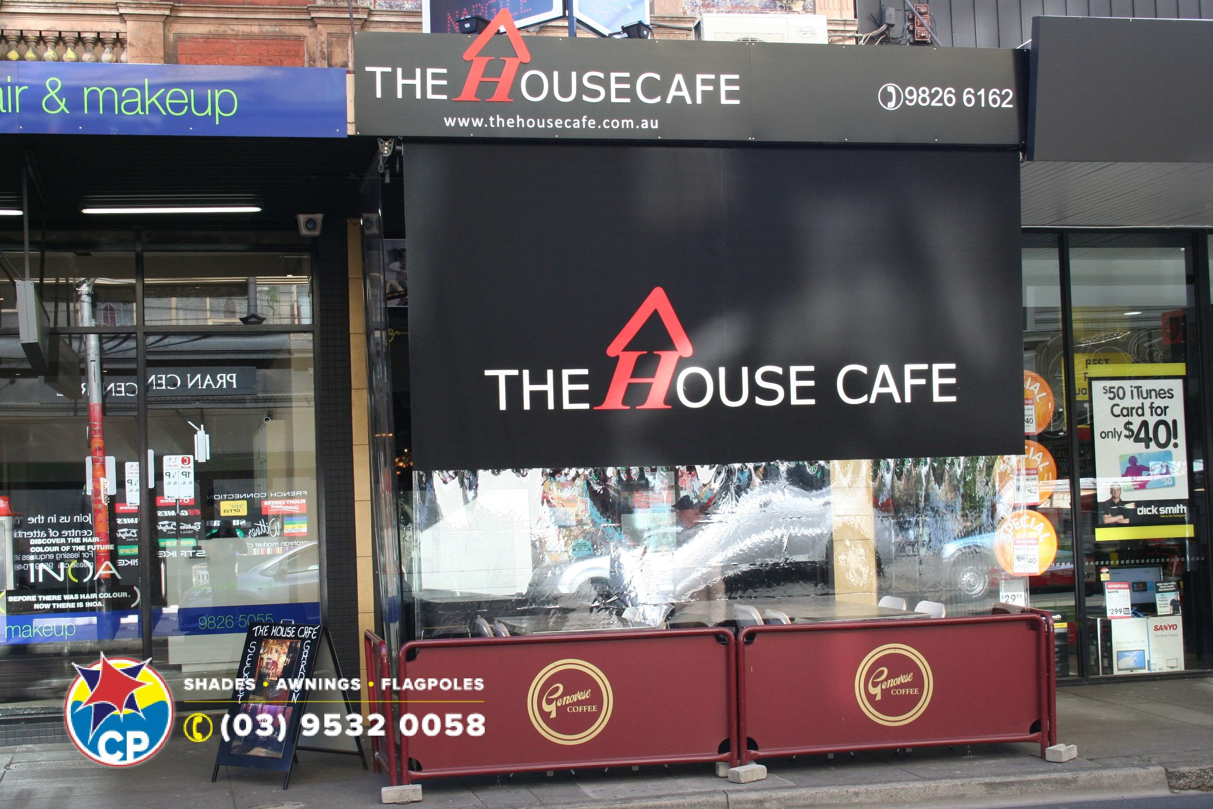 CP PVC Branded Cafe Blinds The House Cafe 2.jpg