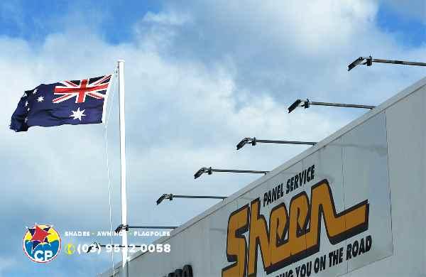 Flagpoles & Flags Melbourne