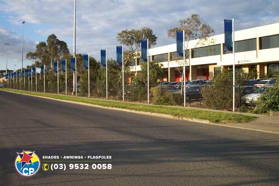 Banner Poles & Banner Flags Melbourne