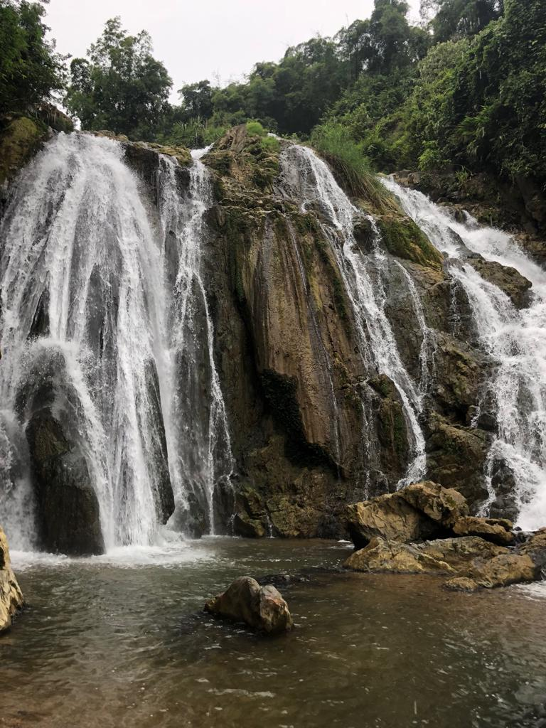 Gò Lào Waterfall