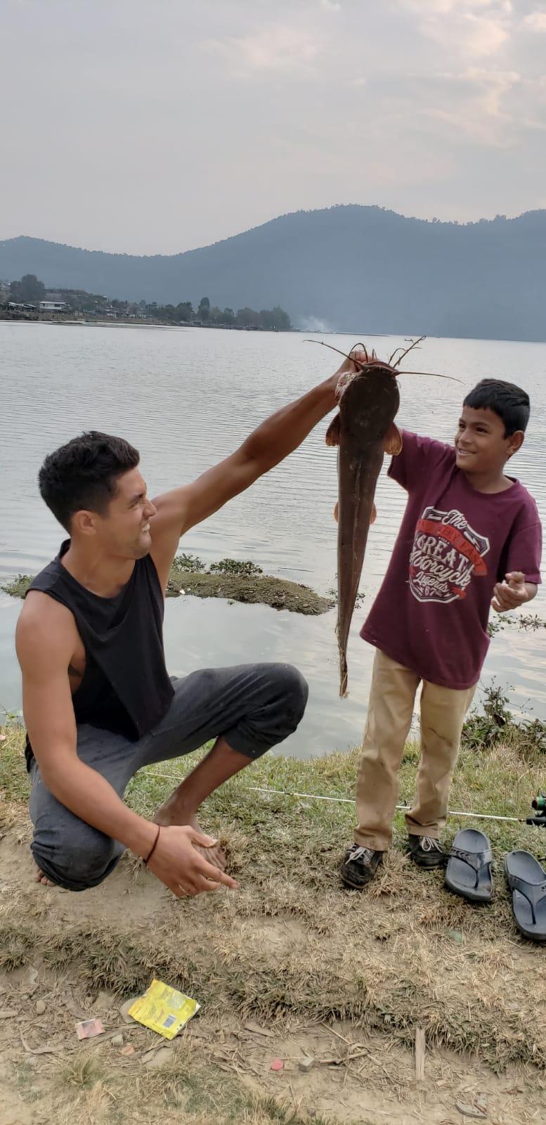 Ryley and Arjun.