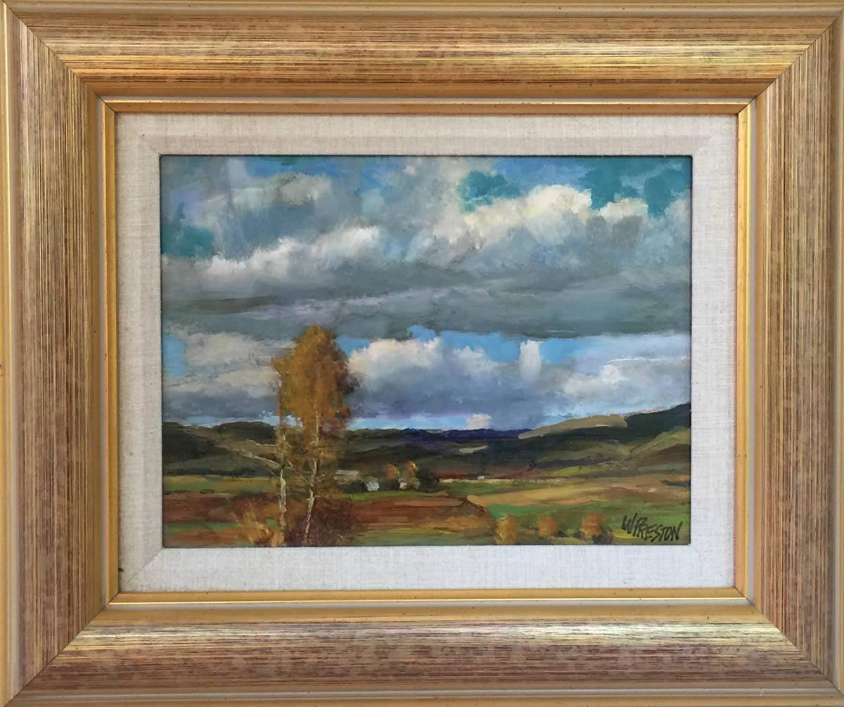 Autumn Valley - 9 x 12 - 750.