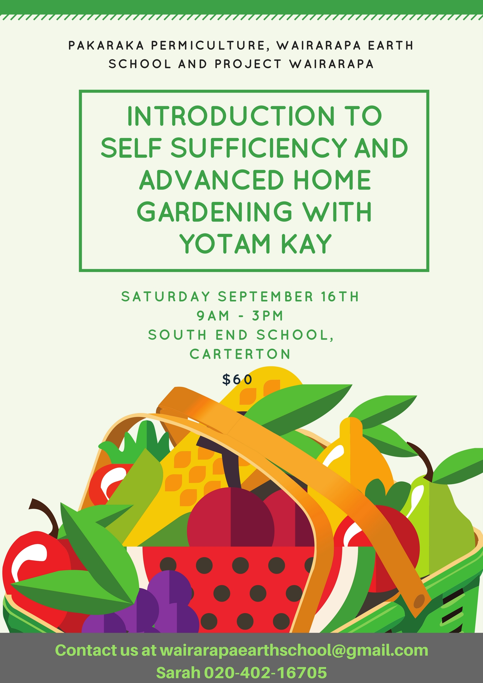 Introduction to Self Sufficency and Adcanced Home Gardening (4)