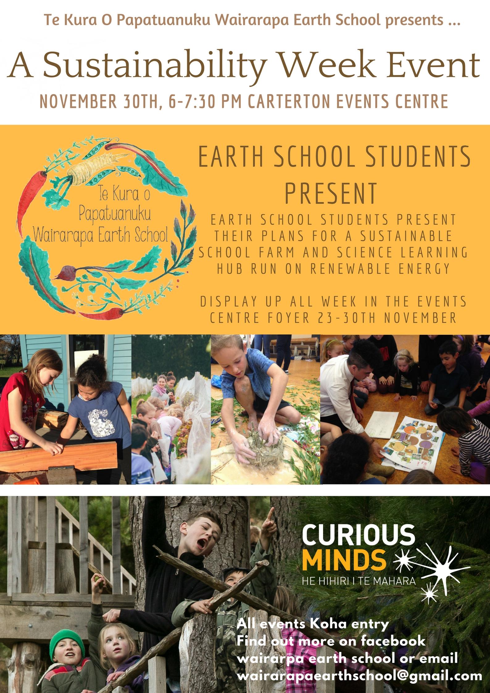 Earth School Finalie