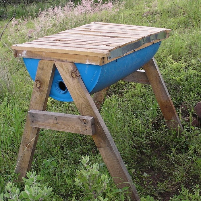 barrel top bar hive - The top bar hive is an ancient beekeeping method that has been used for centuries it is experiencing a resurgence in recent years among natural beekeeping circles as it allows the bees to build a natural comb shape from scratch. This kind of hive is harder to scrape off the wax and spin out the honey so it is a great choice for beekeepers looking for pollinators for crops over honey production.