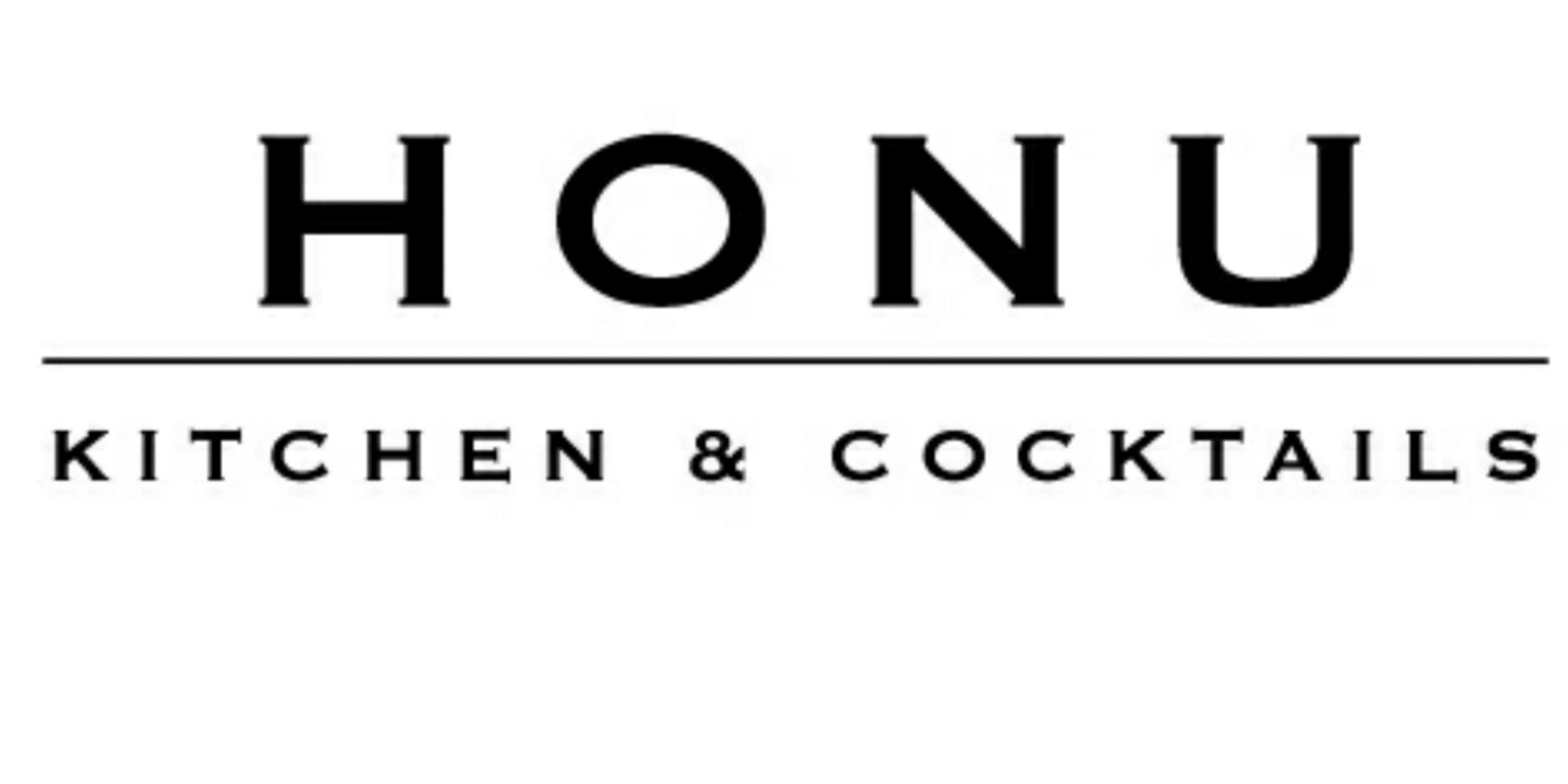 Honu Kitchen Cocktails