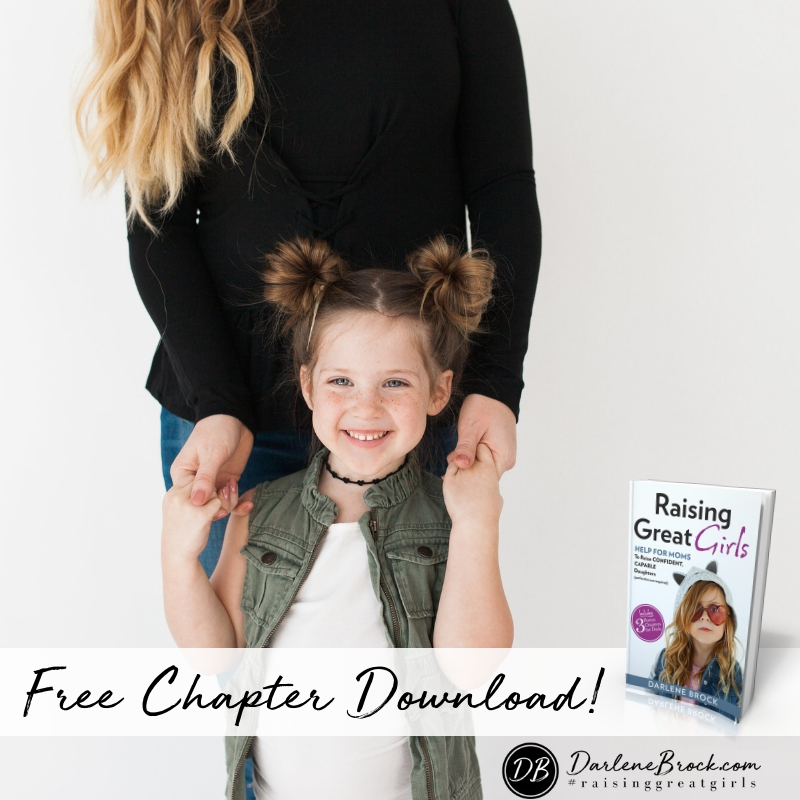 Take a peek into Raising Great Girls with this free chapter! - Time Manager: Ways to determine the activities in your girl's life while keeping your sanity.