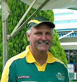 RAY BRIGHT    Cricket   Cricket Australia Level 3 Coach (equivalent to ECB Level 4)  Former Captain of the Victorian State Team  Australian International - 25 Test Matches & 11 One Day Internationals  Current selector for the Victorian Bushrangers