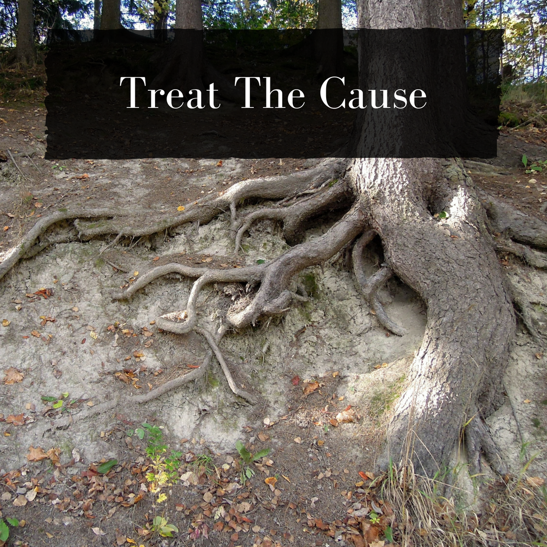 What is really causing your illness?We find the right treatment for the Root Cause, not just the symptom. -