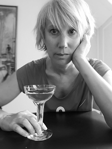 BFF: Fear and me……. no, the Prosecco is not my BFF!