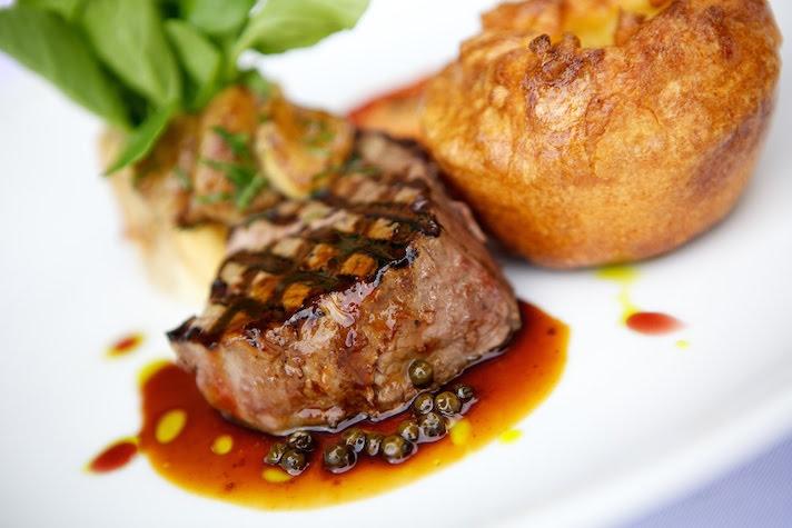 fillet steak main