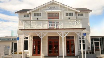 Khandallah Town Hall   11 Ganges Road, Khandallah, Wellington Capacity: Large Ideally suited for private functions or Weddings  Map