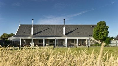 Brackenridge  53 White Rock Road, Martinborough Capacity: Marquee Ideally suited for Weddings and private functions.  Map