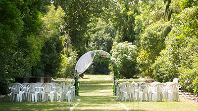Anam Cara Gardens   150 Rangiuru Road, Otaki Ideally suited for Weddings  Map