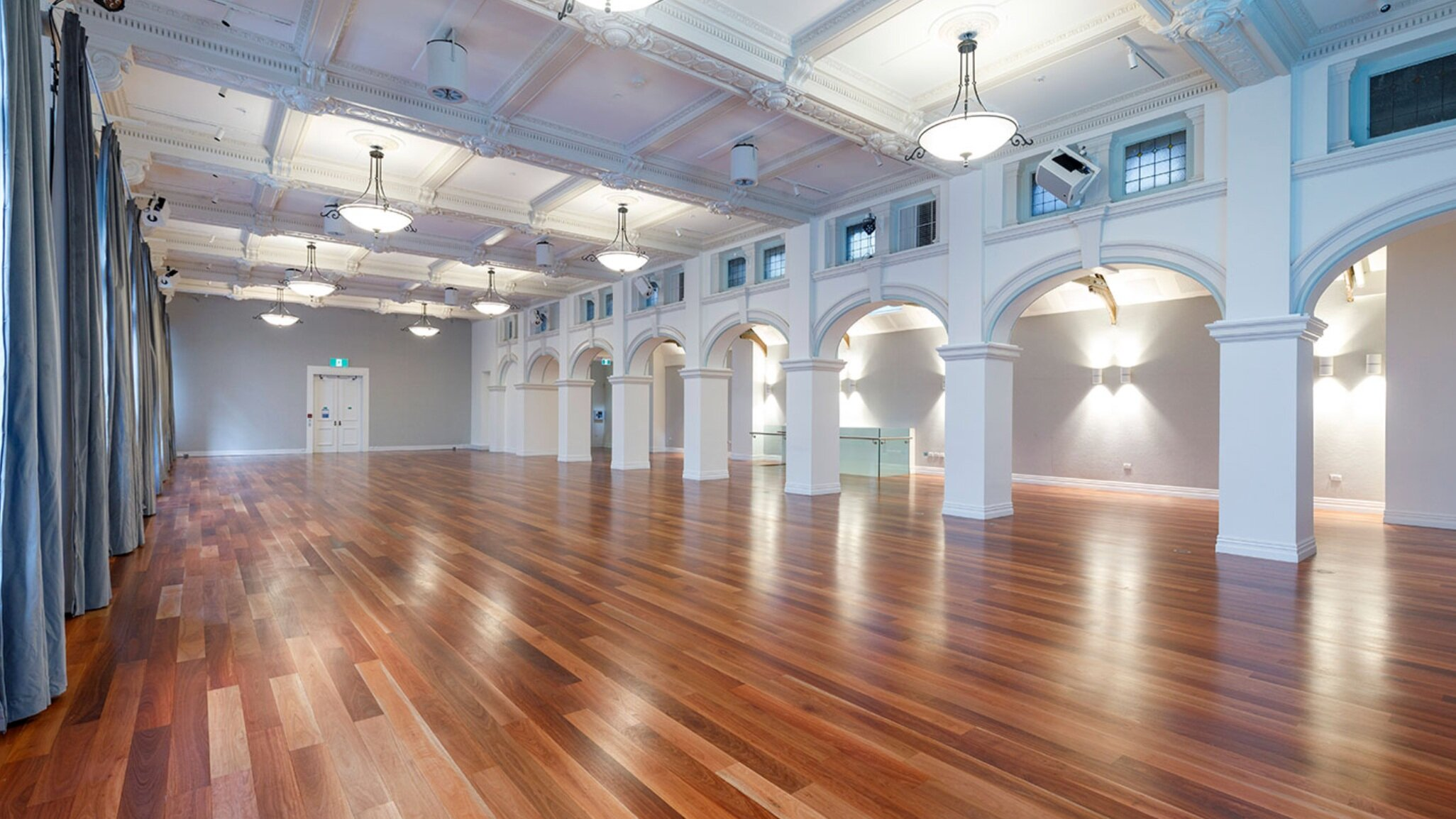Public Trust Hall   Corner of Lambton Quay and Stout St Capacity: 300 Ideally suited for Weddings and corporate events  Map