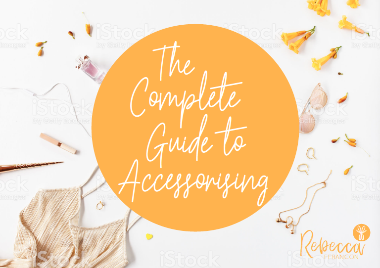 GUIDE TO ACCESSORISING -