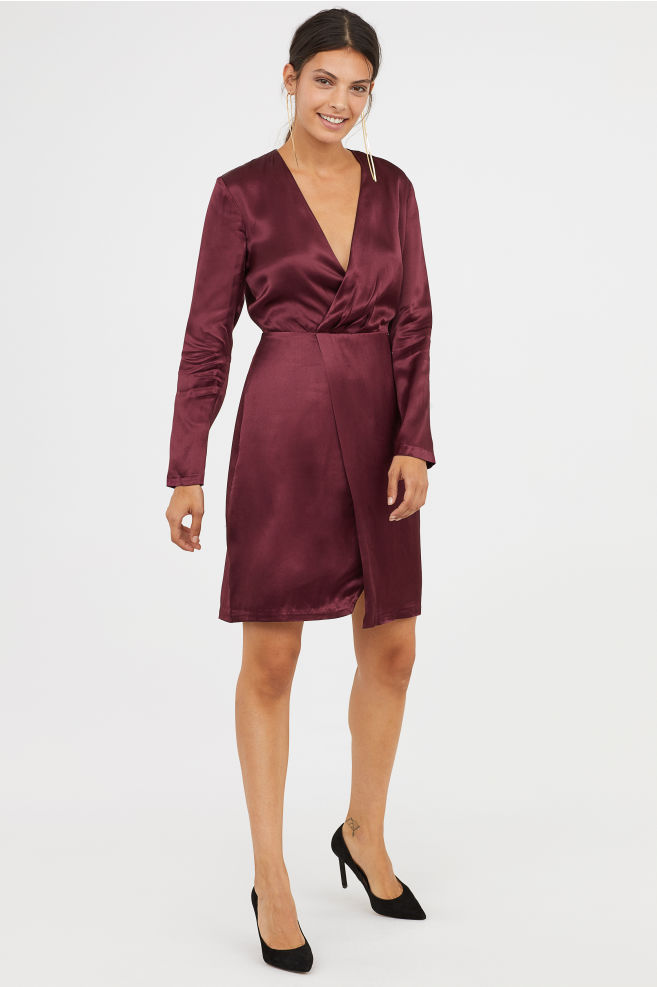 H&M dress £39.99