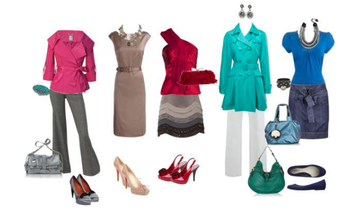 examples of rEFINED outfits