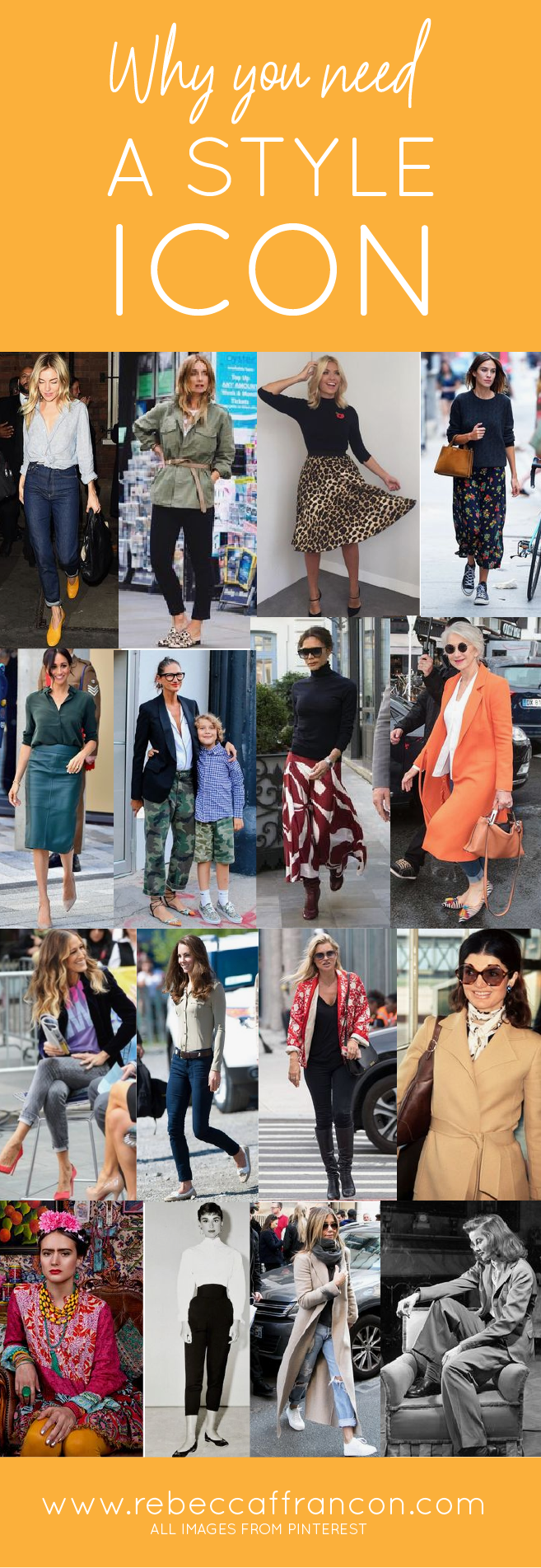 why you need a style icon
