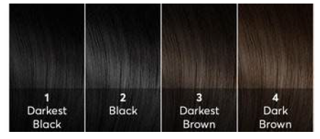 OPULENT hair colours