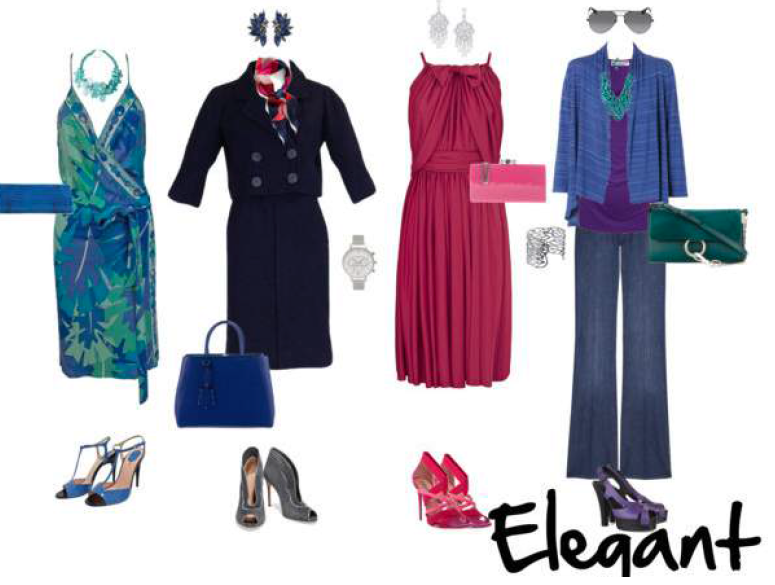 examples of ELEGANT outfits