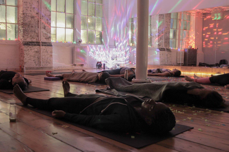 Project Yogi South London, Jen Armstrong, Mindful Parenting