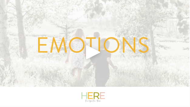 Here For You For Them London: Mindful Parenting and Emotions
