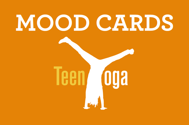 - A set of 16 cards to help young people shift mood states as stated on the cards themselves. They include breathing techniques and are linked to our youtube channel. Designed to be used together with a TeenYoga class or they could also be used as a basis for a yoga class.