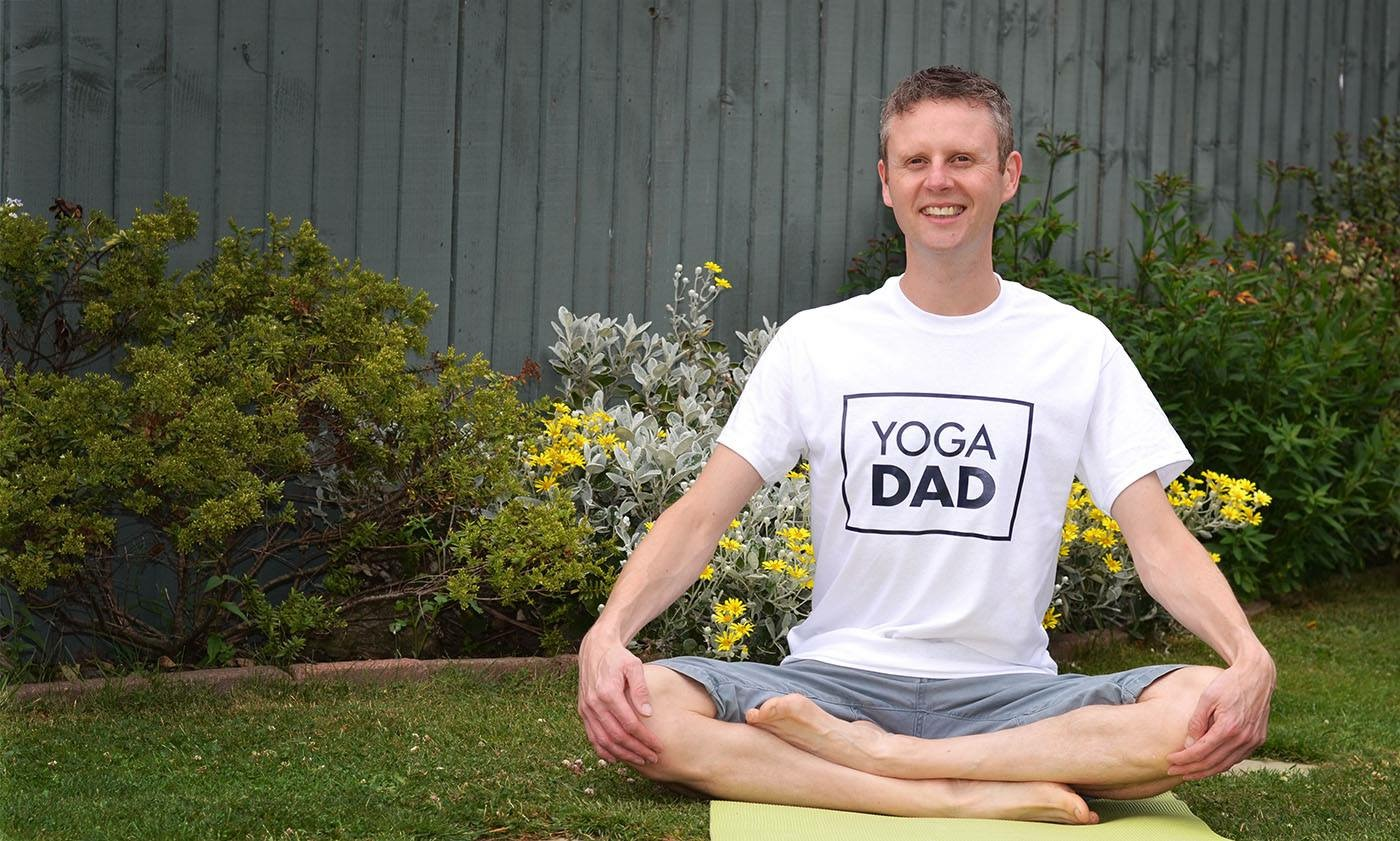 Bristol and London Yoga Dad, Rob Reid - Here For You For Them Mindful Parenting, Jen Armstrong and Dana Dyksterhuis
