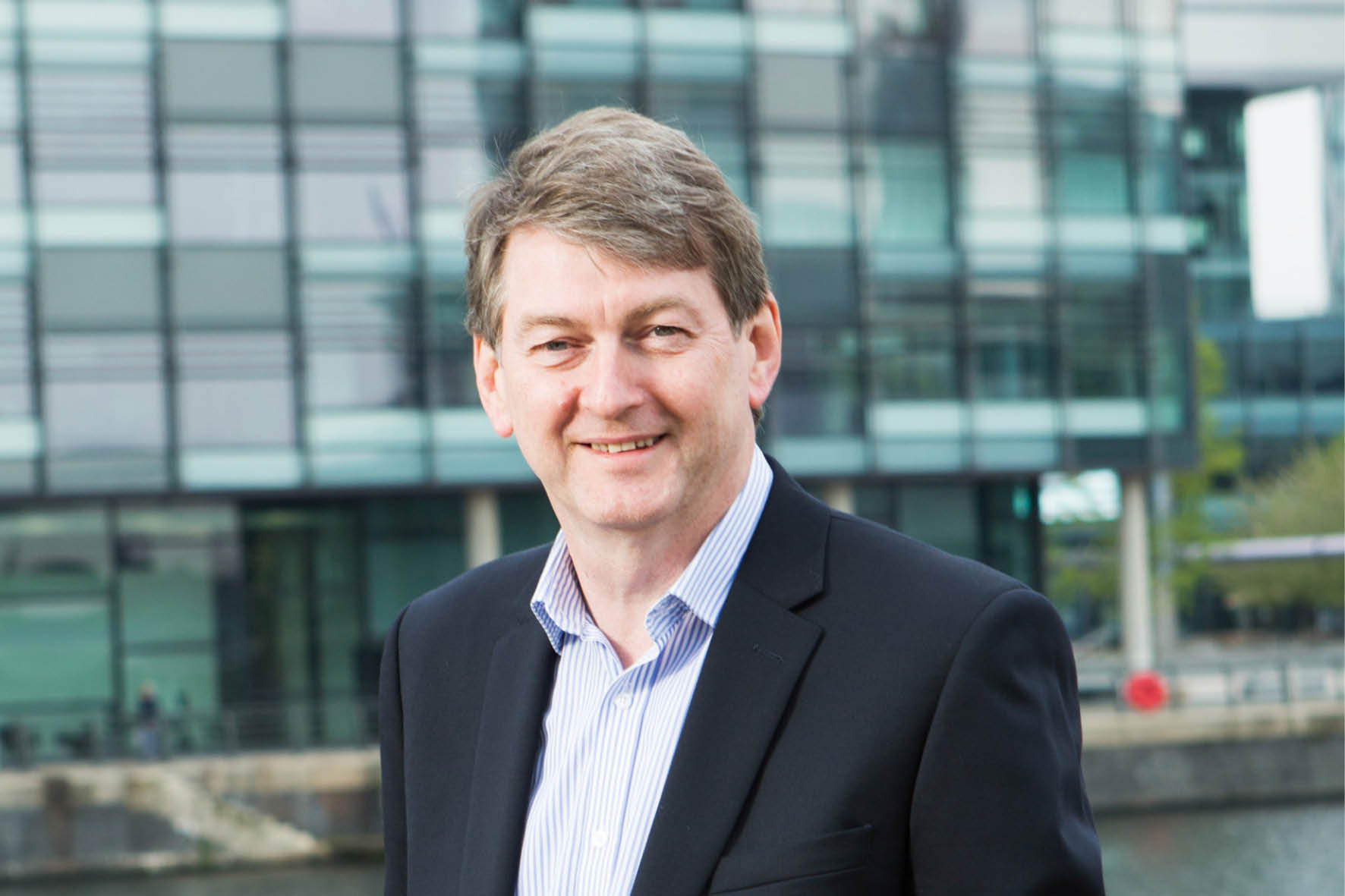 Phil Vickers - Co-founder and Partner
