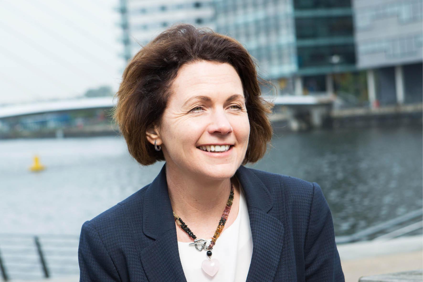 Christine Sheppard - Financial Controller – Real Estate