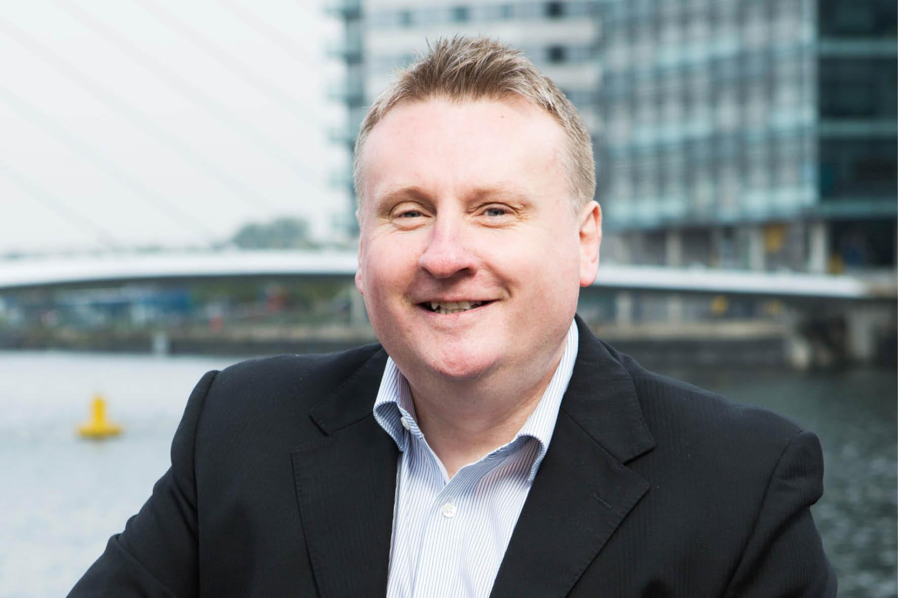 Steve Williams - Senior Manager