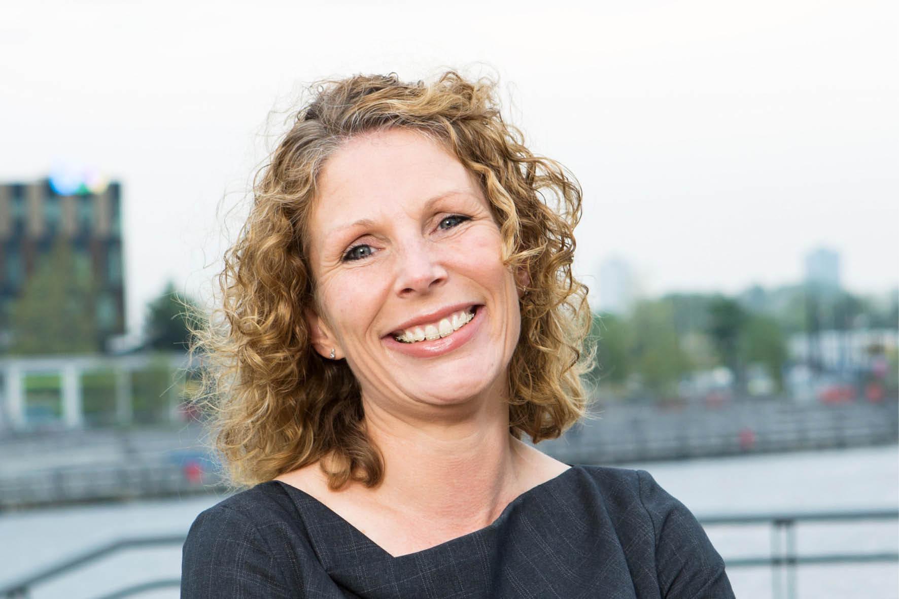 Nicola Bailey - Financial Controller