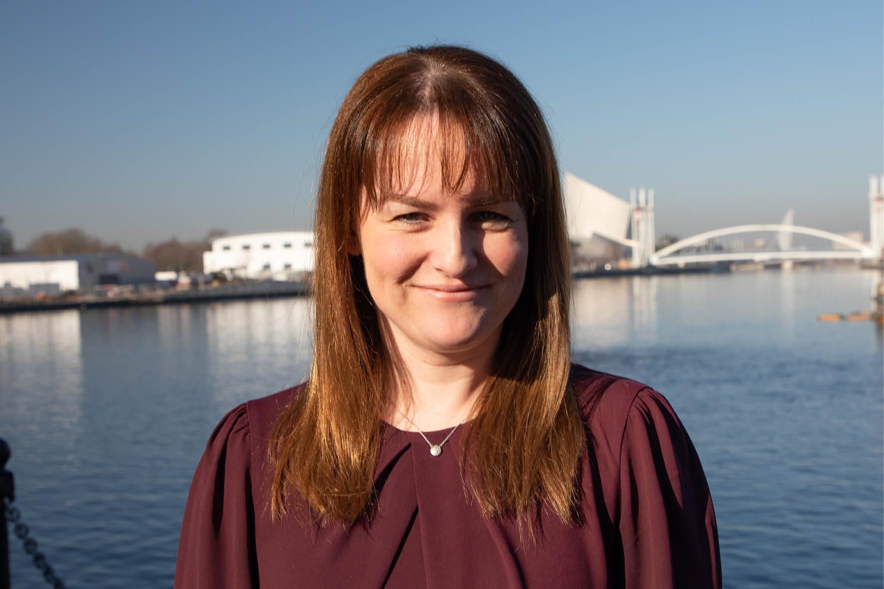 Anna Kerrane - Director - Legal