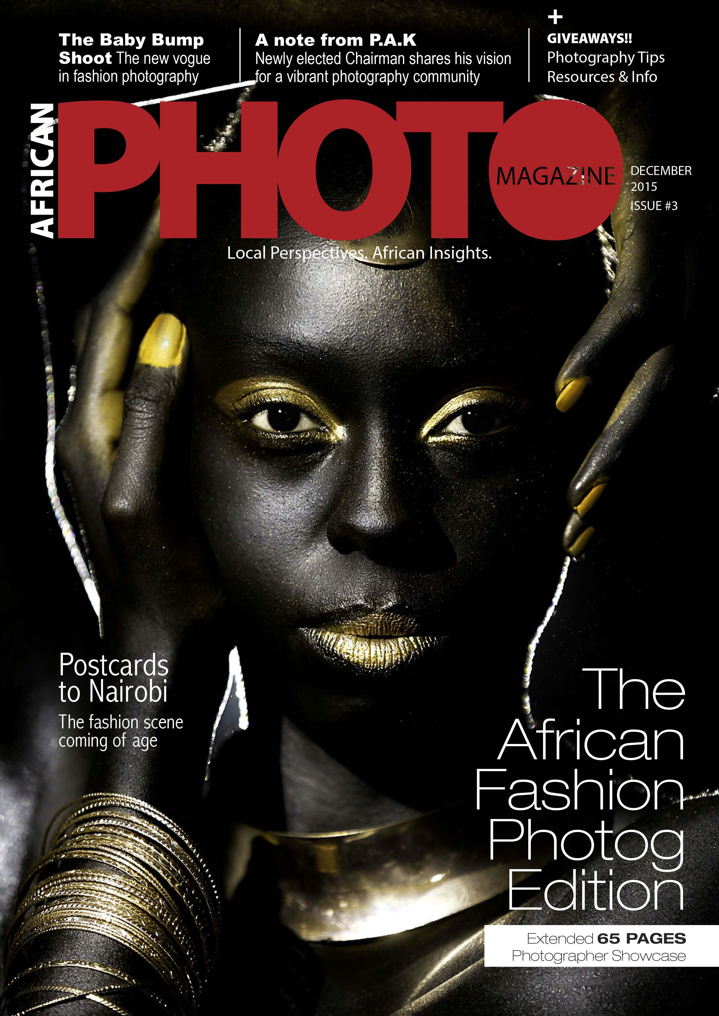 African Photo Magazine Issue#3
