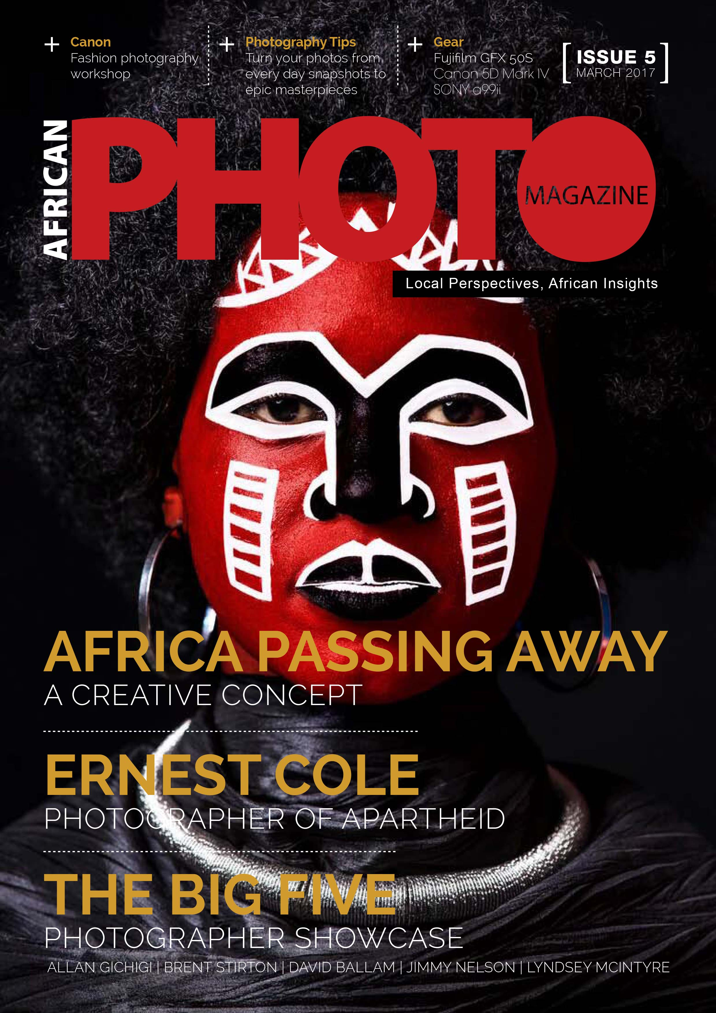 African Photo Magazine Issue#5