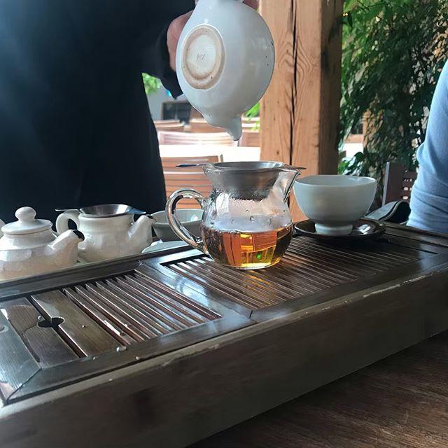 From Wednesday. #황차 #차 #tea #yellowtea #teaculture #korea