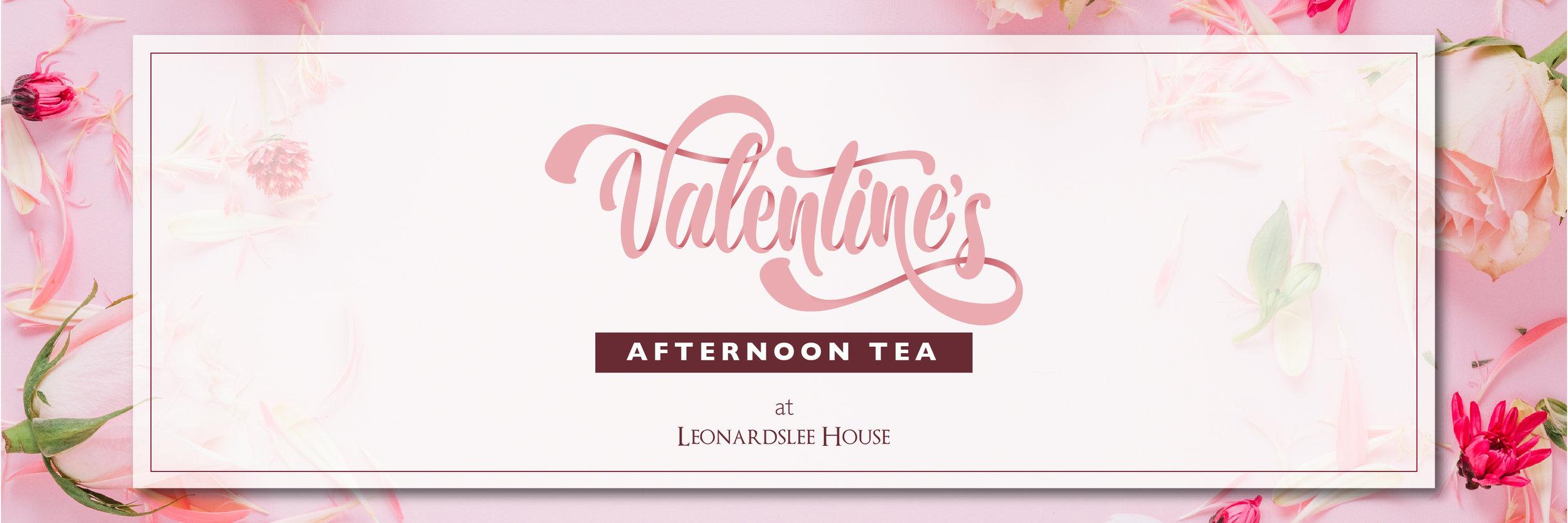 Valentines day Leonardslee